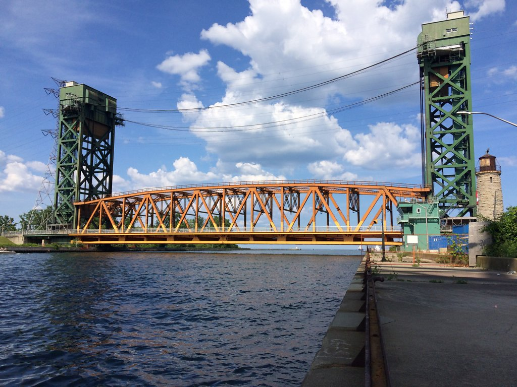 Burlington Canal Lift Bridg